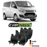 Huse Scaune 9 Locuri (8+1) Ford Transit Customs 2012-2018 Premium
