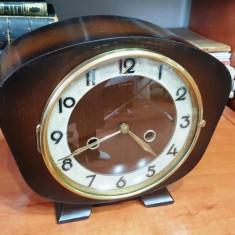 Ceas de semineu cu pendul Smiths - Stanton