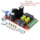 Amplificator audio stereo 2 x 50W - TPA3116 ( XH-M189 ) input: 5-24V (v.48)