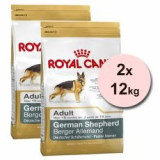 ROYAL CANIN CIOBĂNESC GERMAN 2 x 12 kg, Royal Canin