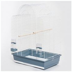 Colivie papagali SONIA III - 54 x 34 x 75 cm - Cusca, cotet, tarc si colivie