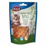 Desert pentru pisici - file din piept de pui, 50 g - Hrana pisici