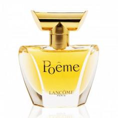 Lancome Poeme eau de parfum 100 ml, 100% original - Parfum femeie Lancome, Apa de parfum