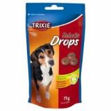 Trixie Schoko Drops – bomboane de ciocolată - 75 g - Hrana caine