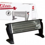 Radiator electric cu halogen Zilan ZLN1763