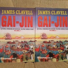 GAI-JIN-JAMES CLAVELL (2 VOL) - Roman