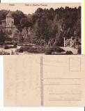 Salutari din Pitesti - Parcul Trivalea-militara WWI, WK1, Circulata, Printata