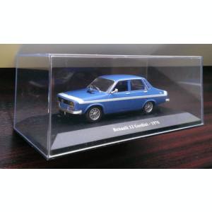 Macheta raliu Renault 12 Gordini (Dacia 1300) 1970, noua in cutie, 1/43