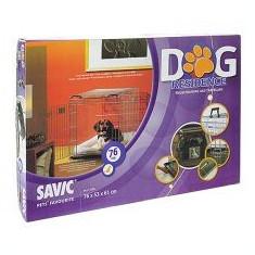 Cușcă pentru câini și pisici Dog Residence 76 x 53 x 61 cm - Geanta si cusca transport animal