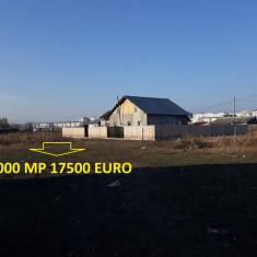 GALATA, 1000 mp, 15000 euro, ideal investitie - Teren de vanzare, Teren intravilan