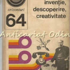 Inventie, Descoperire, Creativitate - A. D. Moore - Carti Inventica