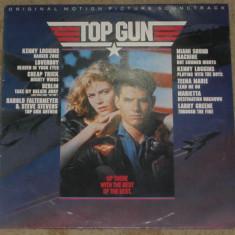 Vinyl/vinil Top Gun (soundtrack), Holland 1986, VG spre VG+ - Muzica soundtrack