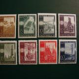 AUSTRIA 1947 MNH, Nestampilat