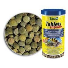 TetraTabiMin Futtertabl. hrană pentru pești, 120 tablete - Hrana peste si reptila