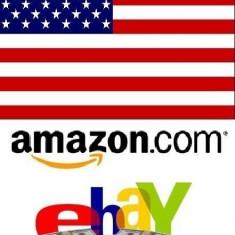 Comenzi Comanda Cumparaturi America USA SUA (amazon, ebay apple etc) comison MIC