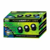 Luminator iaz NPL1-3LED 3x1, 6W
