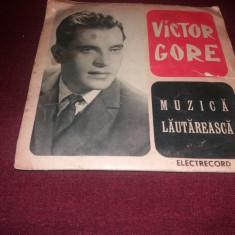 DISC VINIL VICTOR GORE EPC 795 - Muzica Lautareasca