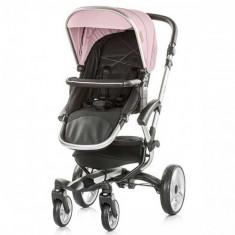 Carucior Angel 3 in 1 2018 Pink Mist - Carucior copii 2 in 1 Chipolino