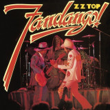 ZZ Top Fandango remastered (cd)