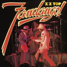 ZZ Top Fandango remastered (cd)