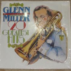 Vinyl/vinil Glenn Miller – 20 Greatest Hits, Holand 1983, VG+ - Muzica Jazz