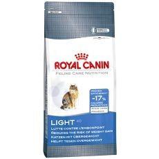 Royal Canin LIGHT 40 - hrană pentru pisici inactive, 400 g foto mare