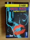 k2 Sarutul Mortii - Nopti albe in Sectia 87 -  Ed Mcbain