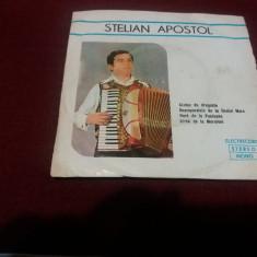 DISC VINIL STELIAN APOSTOL - Muzica Lautareasca