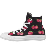 Adidasi tenisi dama CONVERSE ALL STAR Hi Strawberries ORIGINALI masura  36
