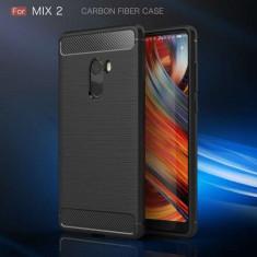 Husa Xiaomi Mi Mix 2 TPU Neagra, Gel TPU