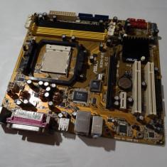 Placa de baza Asus M2N-MX, Socket AM2