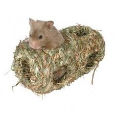 Căsuţă rozător din iarbă, 19 cm