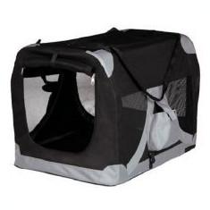 Cușcă transport câini 35 x 35 x 50cm, XS - S - Geanta si cusca transport animal