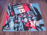 VINIL LES NUITS DE L'ARMEE No1 RAR!!! DISC DECCA 1964 MUZICA MILITARA STARE FB