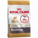 ROYAL CANIN BULLDOG JUNIOR - 12 kg - Hrana caine