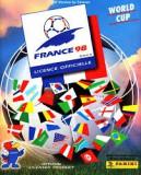 Album Panini WC France 1998