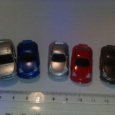 Bnk jc Machete auto pentru diorame - set 5 bucati - Macheta auto