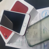 IPhone 7 Red 128GB in cutie, garantie 2 ani - Telefon iPhone Apple, Rosu