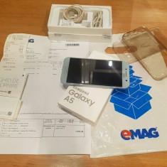 SAMSUNG GALAXY A 5 2017 - Telefon Samsung, Bleu, Neblocat, Single SIM