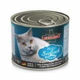 Leonardo - Pește, conservă pentru pisici 200 g - Hrana pisici