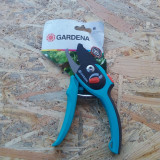 Gardena 8788 Comfort Foarfeca gradina cap scurt,vie,pomi made in Germany