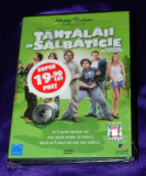 DVD ORIGINAL TANTALAII IN SALBATICIE / STRANGE WILDERNESS nou.SIGILAT, Romana
