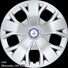 Capace roti 16 Mercedes – Imitatie jante aliaj, R 16