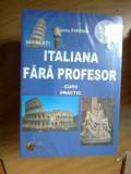 w1 Invatati Italiana Fara Profesor Cu Cd - Lucia Fifere
