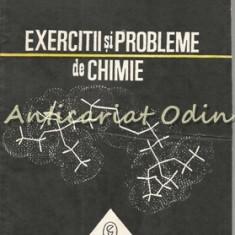 Exercitii Si Probleme De Chimie - Petru Budrugeac, Mircea Niculescu - Carte Chimie