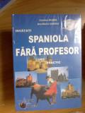D6 Invatati Spaniola fara profesor-Cristina Guzga,Ana-Maria Cazacu (contine cd