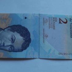 Venezuela 2 bolivari