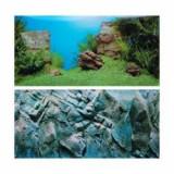 Fundal pentru acvariu AMANO/ROCK S - 60x30 cm