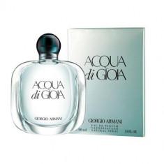 Armani Acqua di Gioia eau de parfum 100 ml, 100% original - Parfum femeie Armani, Apa de parfum