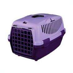 Cușcă transport câine Capri I - 32 x 31 x 48cm - violet